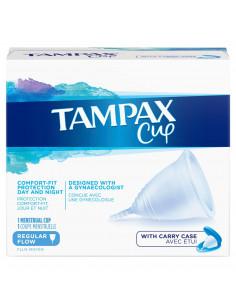 TAMPAX CUP REGULAR 1 U
