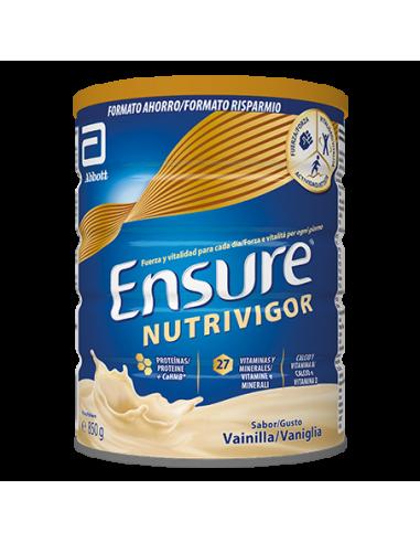 ENSURE NUTRIVIGOR 1 LATA 850 G SABOR...